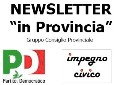 NEWSLETTER N. 17 - IN PROVINCIA