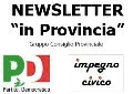 NEWSLETTER N. 20 - IN PROVINCIA