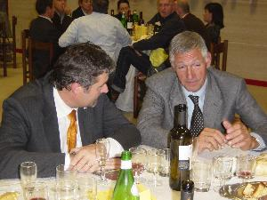 con FRANCESCO MOSER